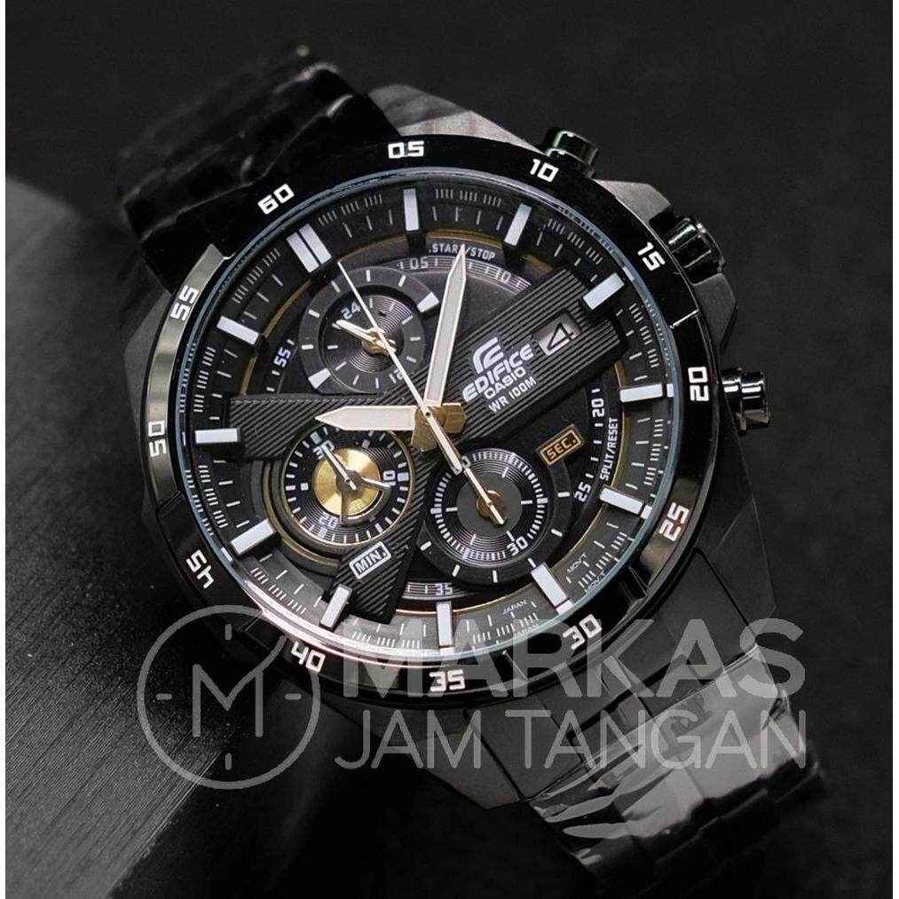 (Hot Sale) Original Casio Watch Mens Casual Simple Waterproof 2018 Limited Edition Quartz Watch Genuine Mens Watch EFR556 - 26 Malaysia