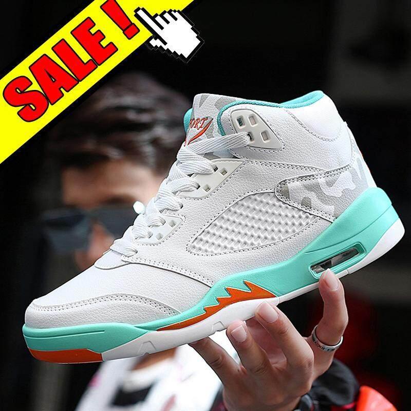 Yealon Sneaker Fashion Sepatu Olahraga Pria Sepatu Basket Size39-45 982f12a528