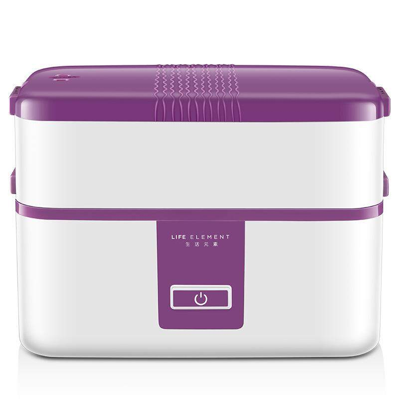 BS F12 Large Capacity Rice Cooker Electric Lunch Box Freshness Cooking Lunch Box 220v