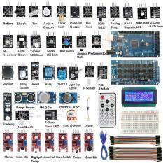 MEGA2560 R3 40 Sensor Modules Starter Kit IIC 20×4 2004 LCD Display For Arduino