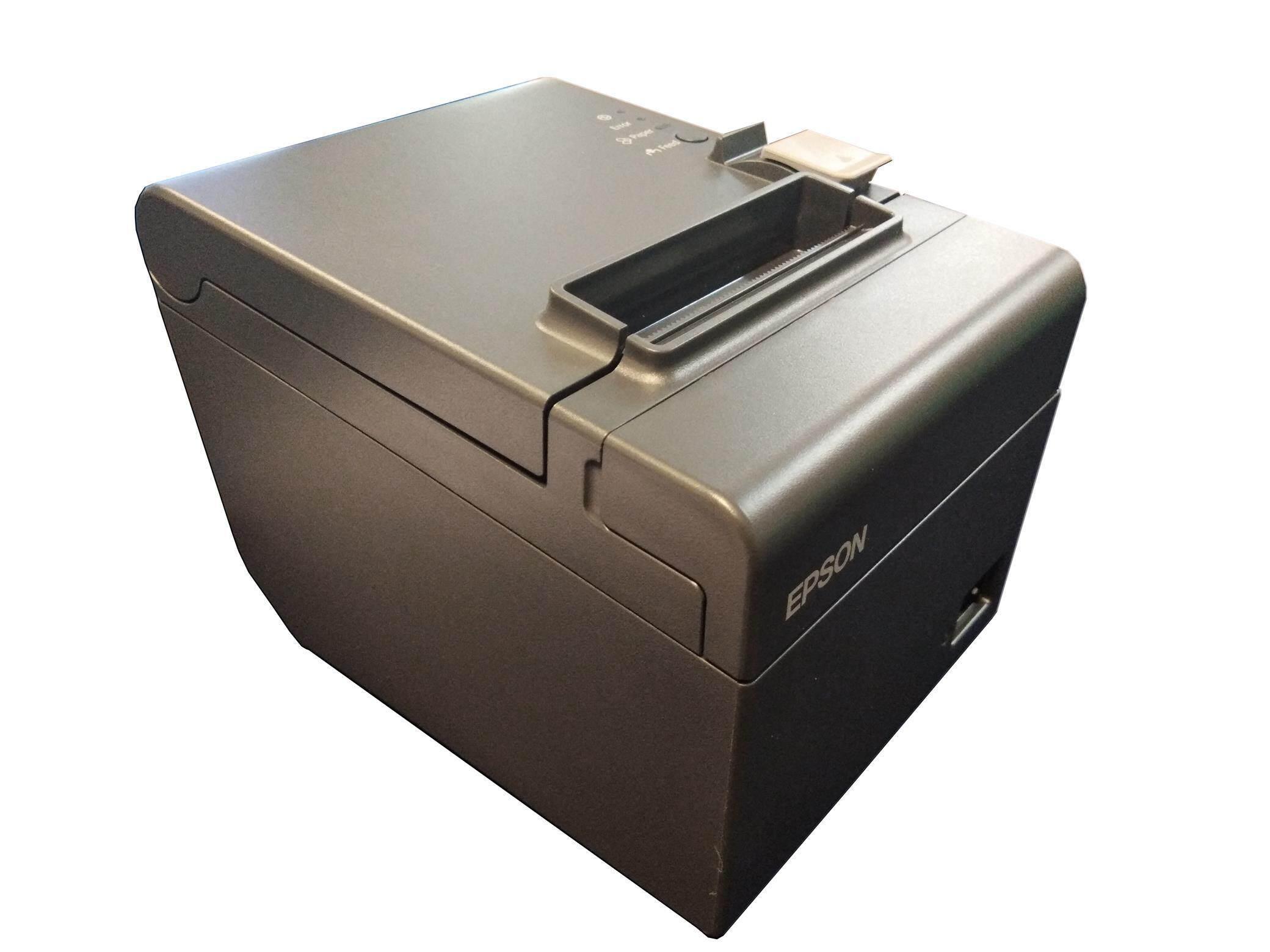 Epson Thermal Receipt Printer TM-T82 with Lan port kitchen printer (second hand)