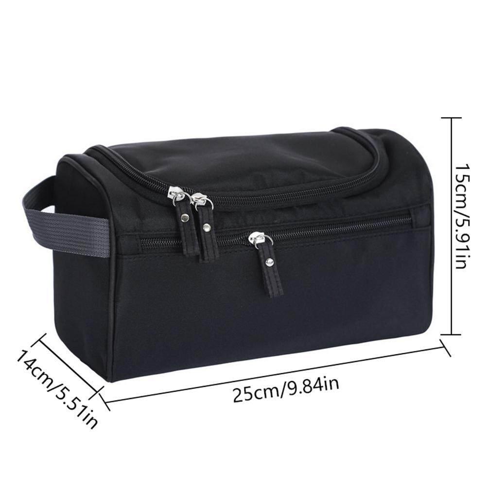 Wash Shaving Bathroom Organizer Dopp Kit for Men and Women Travel Toiletry Bag