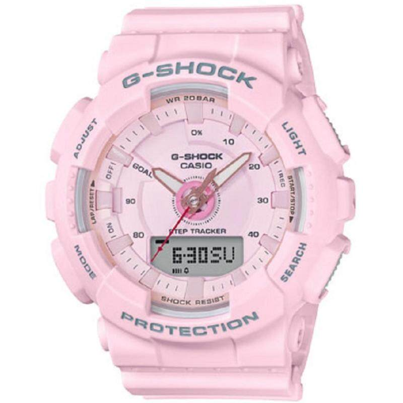 G Shock Mini Pink Resin Strap Watch GMA-S130-4A Malaysia