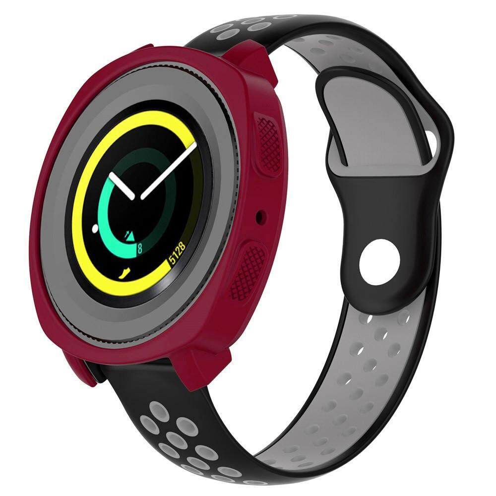 Soft Silicone Protector Case Protective Shell For Samsung Gear Sport R600 Watch