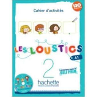 Les Loustics 2 Cahier D'Activités + Cd Audio