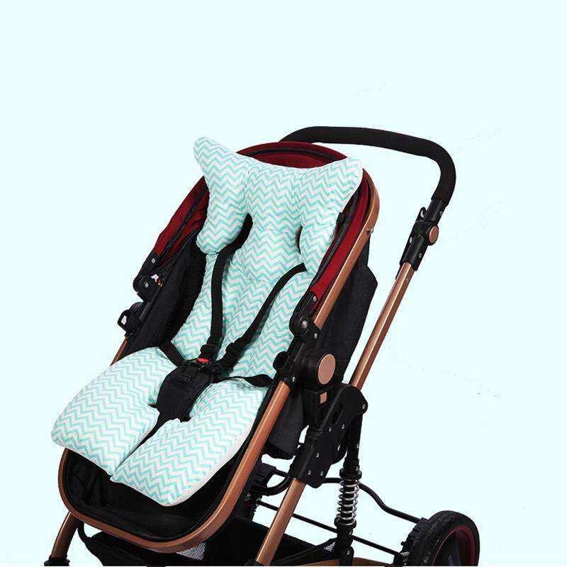 Lemon Bayi Pengaman Bayi Mobil Kursi Stroller Alas Bantal Empuk Kapal Tikar Kepala Leher Tubuh Penopang