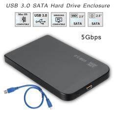 Hộp Ổ CỨNG USB 3.0 2.5 inch SATA Ngoài SSD Cover 5 Gbps