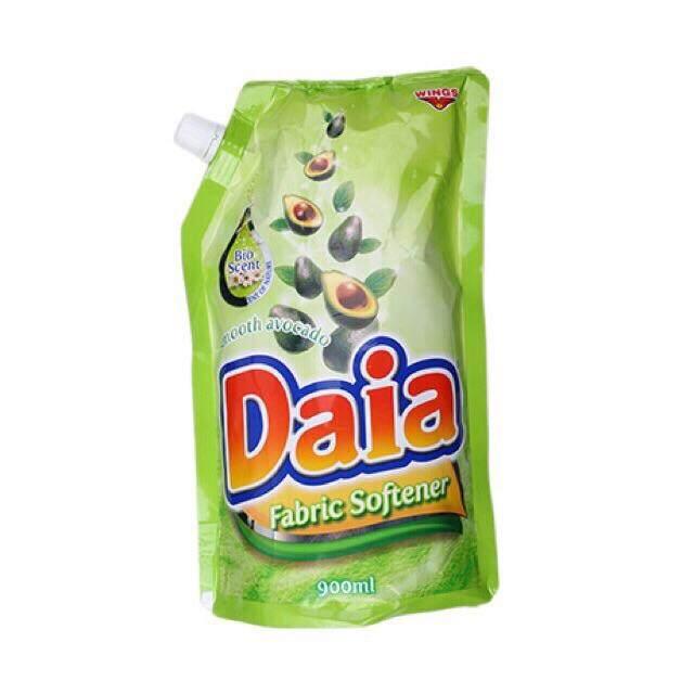 Daia Softener 0.9ml Refill Smooth Avocado