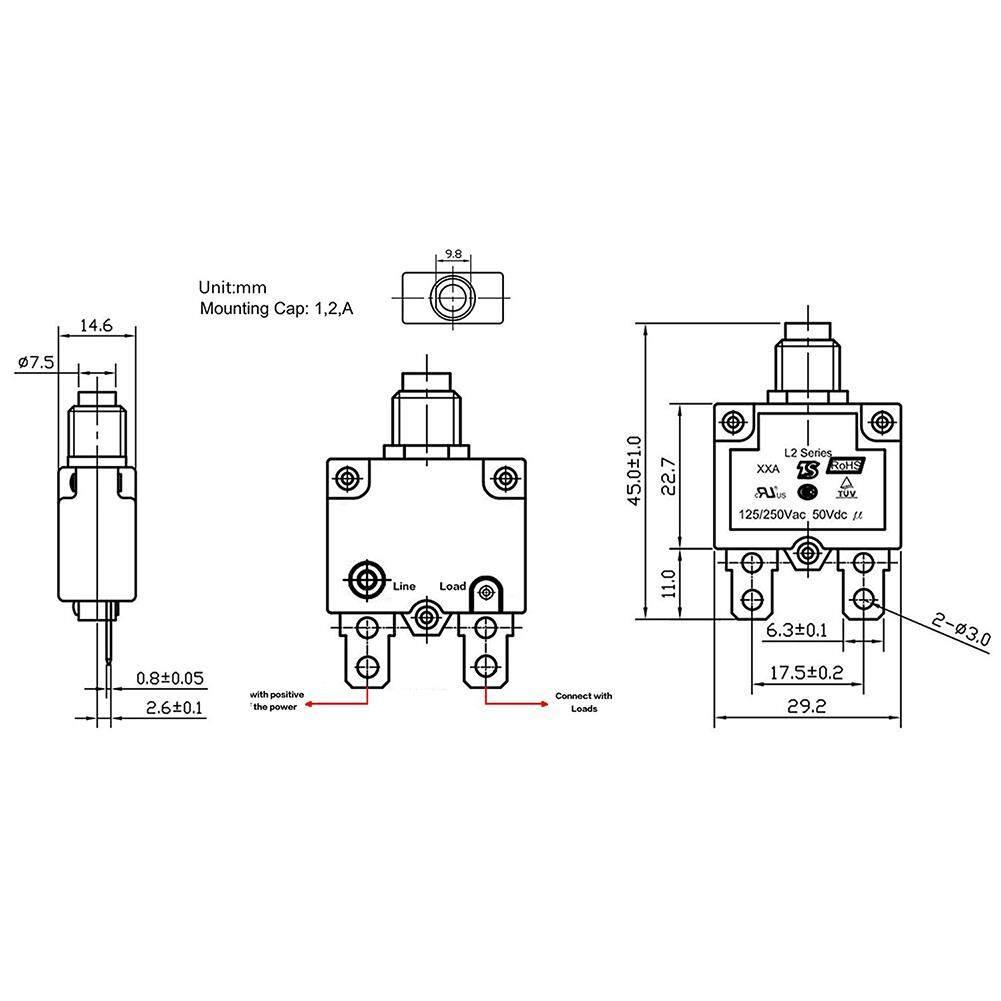 New Oxygen O2 Sensor for 2000 Nissan Maxima V6 3.0L Downstream