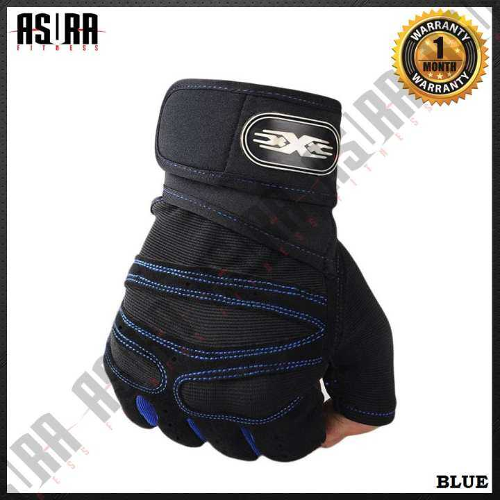 Xcrossfit Weight Lifting Gloves: ASURA Fitness Premium Gym Grade Weight Lifting Gloves
