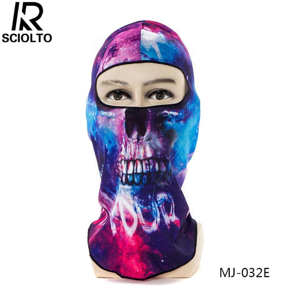 (Free Shipping for WM - Klang Valley,WM - Non Klang Valley,EM - Sabah)SCIOLTO SPORTS Unisex Accessory Skiing Bicycle Cycling Protection Warm Durable