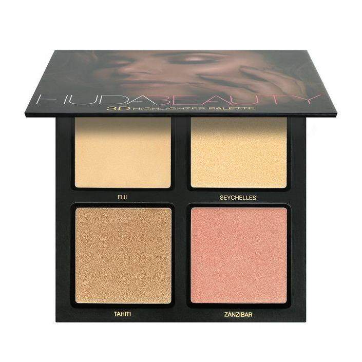 Hudabeauty 3d Highlighter Palette By Terbaik E Store.