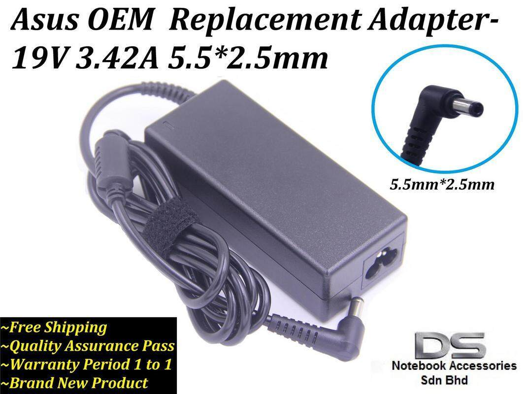 Asus A43JC Laptop Charger Image