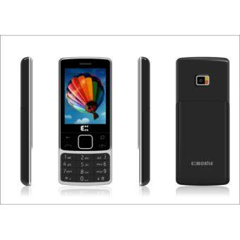 """Ex Mobile E63 2.8"""" 32+32MB Black (1 Year Official Exmobile Malaysia Warranty)"""