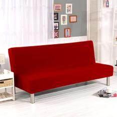 MG [Miễn Phí Vận Chuyển] Tinh Tế Đầy Đủ Bao Bọc Ghế Sofa Chặt Bọc Thun Bảo Vệ cho Ghế Sofa Giường mà không Tay nguồn cung cấp