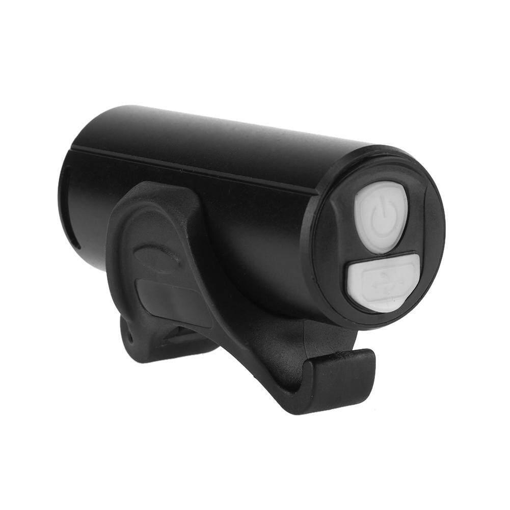 Mini USB Charging 350LM XPG LED Bicycle Headlight Waterproof Flashlight Aluminum
