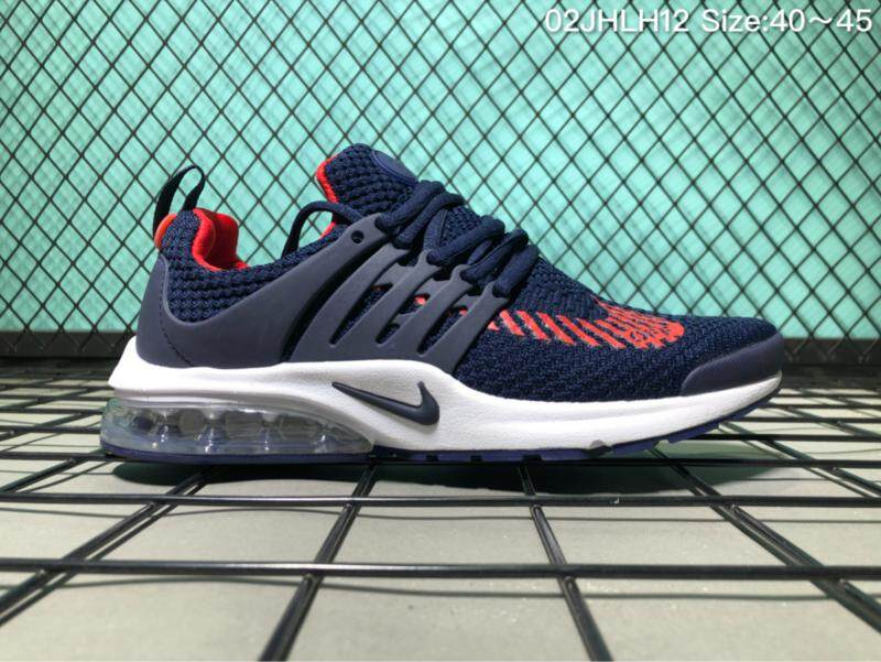 Nike Air Presto Tp Qs Men s Running Shoe Lightweight Sport Sneakers (Navy  Blue) 355e804e5b
