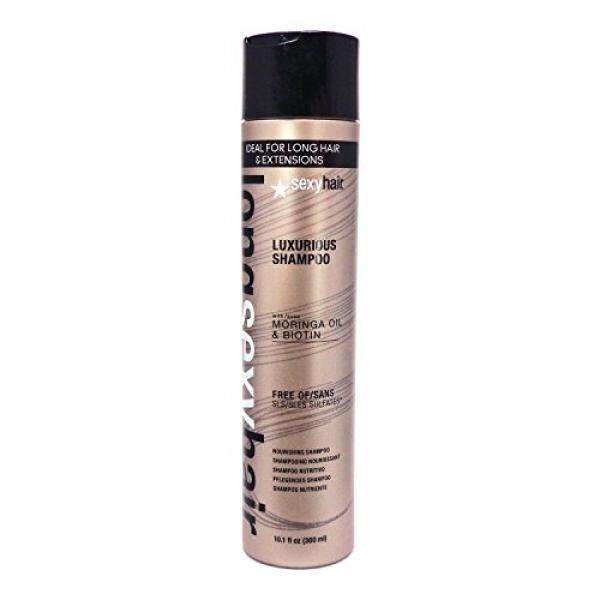 Sexy Hair Long Sexy Luxurious Hair Shampoo, 10.1oz