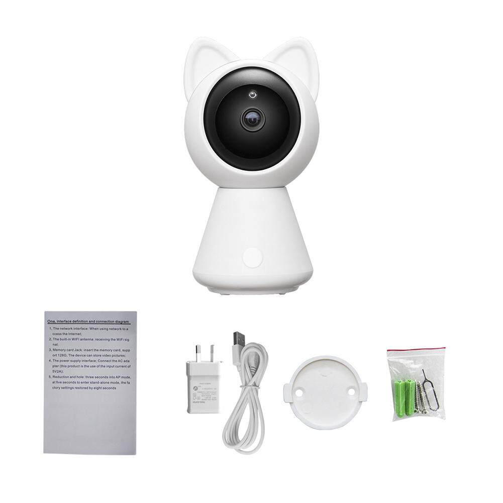 Baby Monitor 1080P WiFi Pan/Tilt Monitor  IR IP Camera ONVIF Network Camera Support Motion Detector 3.6mm Lens Home Security Camera