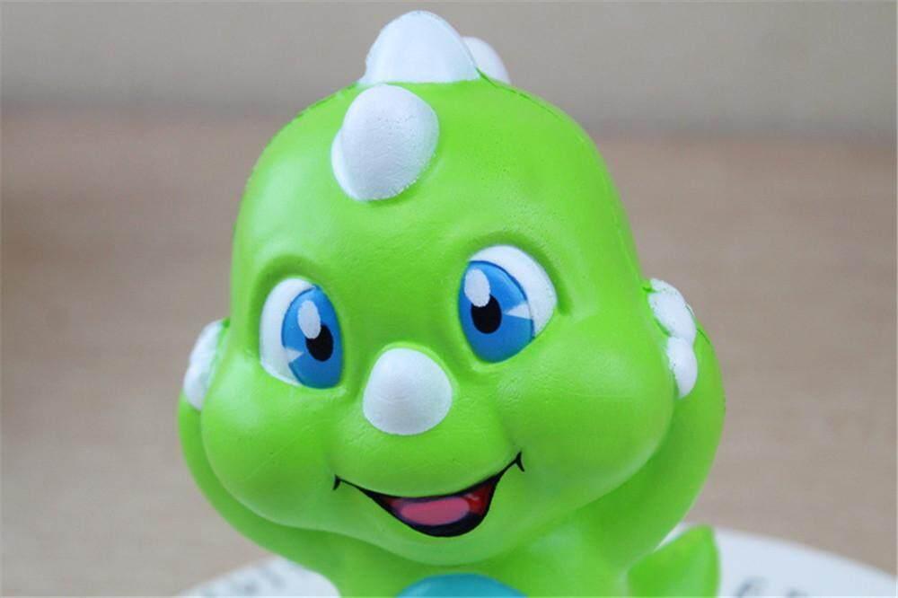 Abbottstore Artificial Dinosaur Squishy Slow Rising Cream Scented Decompression Toys