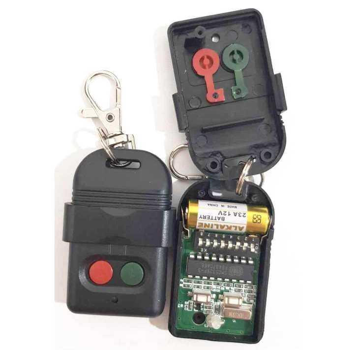 1pcs / 3pcs Auto Gate Remote Control SMC5326 330Mhz DIP Switch