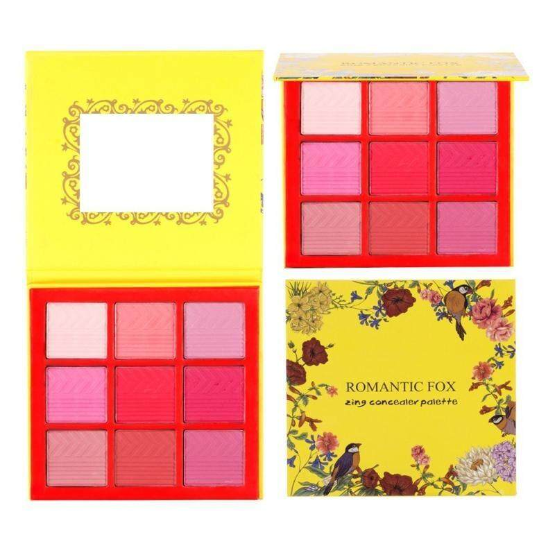 Women's Makeup Romantic Fox Rouge Blush Palette