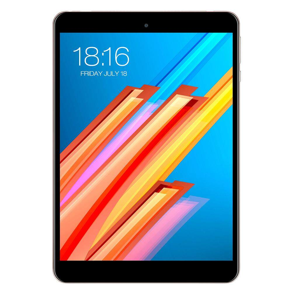 Teclast M89 Tablet PC 7.9 inch Android 7.0 MTK8176 Hexa Core 2.1GHz 3GB RAM 32GB eMMC ROM Double Cameras Dual WiFi HDMI Type-C(Champagne)