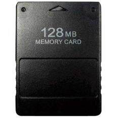 PS2 128M memory card , God of War 2 and other games, never fall out of file
