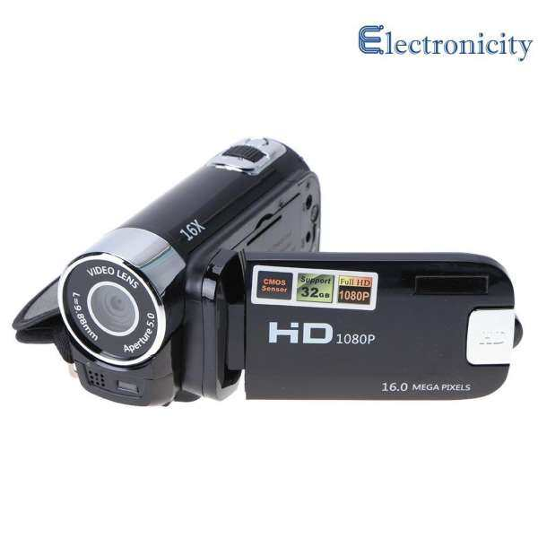 hont New Digital Video Camera Full HD 1080P 32GB 16x Zoom Mini Camcorder DV Camera