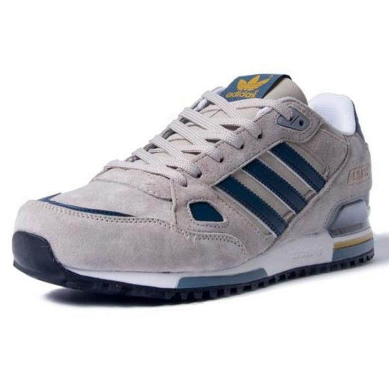 Adidas Men s ZX750 Running Sneaker Shoes Fashion Sport Shoes (Grey) f6bc026c8a