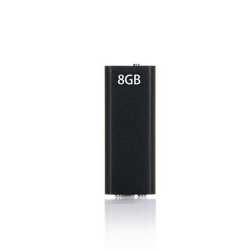SK892 SPY Audio Voice Recorder Recording Pen 8GB Mini USB Disk Pen Drive Digital Fashionable Appearance Design