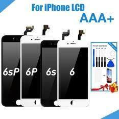 Màn hình Cho iPhone 6 6 S 6 Plus 6 S Plus MÀN HÌNH Hiển Thị LCD Bộ Số Hóa Cảm Ứng Thay Thế 100% Không chết Pixel LCD Dành Cho iPhone 6 S Plus