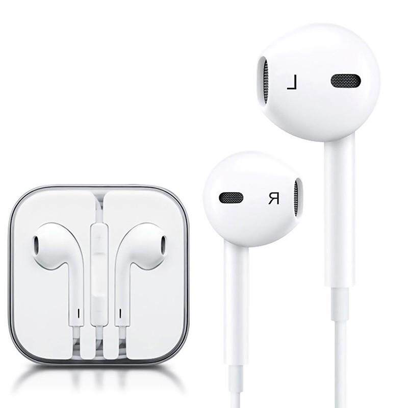 {Buy 1 Free 1} High Quality Generic Earbuds with 3.5mm Headphones Earphones Remote
