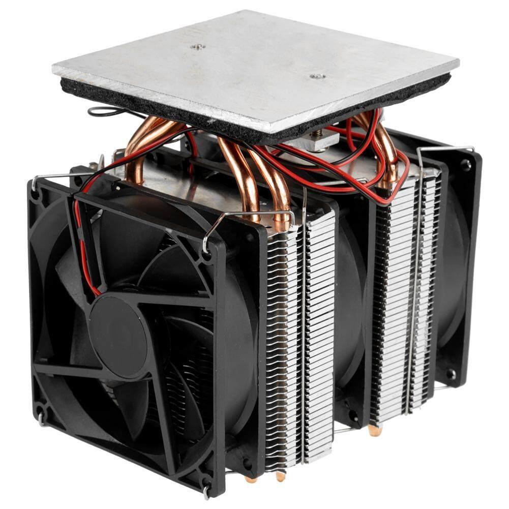 หาซื้อ Semiconductor Refrigeration Cooling Device Thermoelectric Cooler 12V 10A DIY Mini Fridge ข้อดี ข้อเสีย