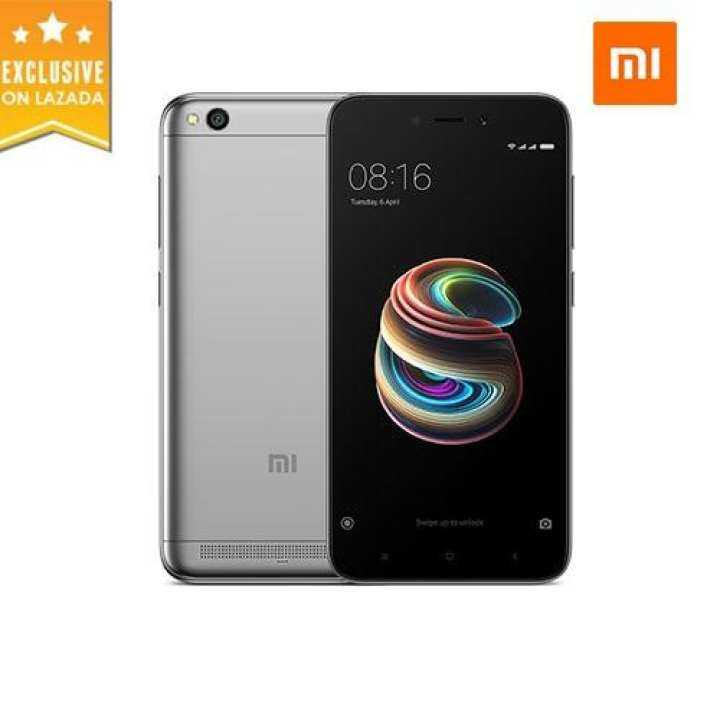 Xiaomi Redmi 5A (Dark Grey)