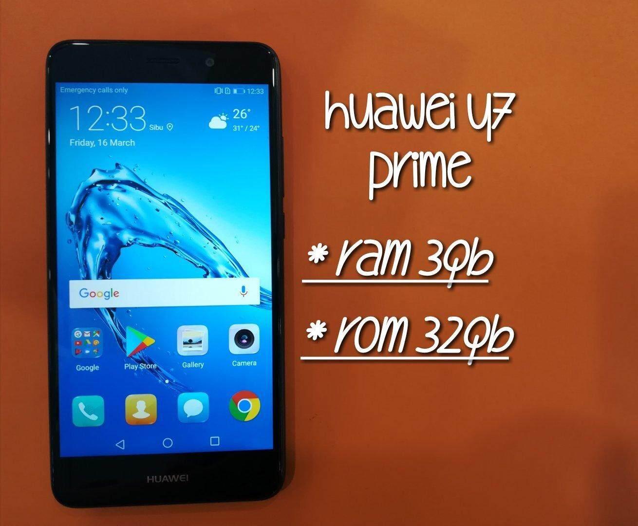 Huawei Y7 Prime Image