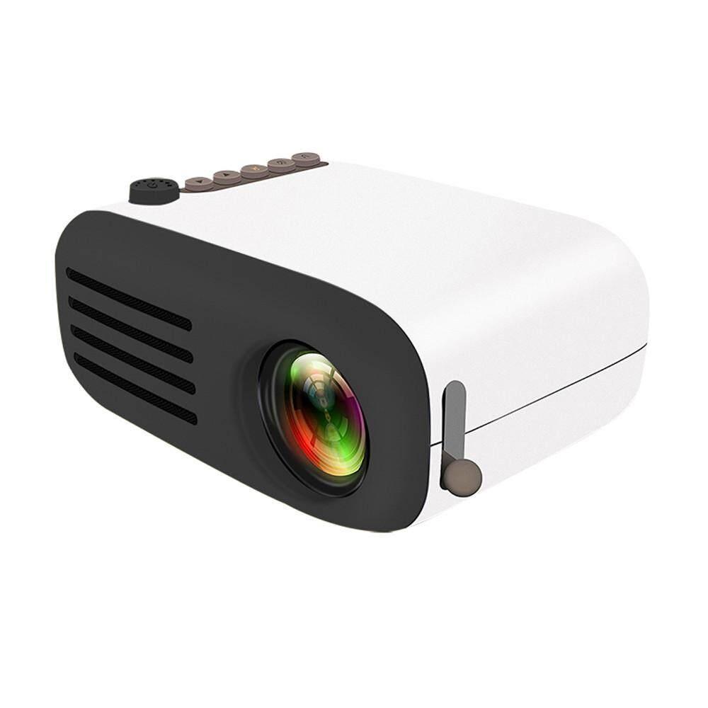 JY YG200 Máy Chiếu Mini Di Động Rạp Hát Tại Nhà 1080 P USB AV HDMI Full HD LED Beamer