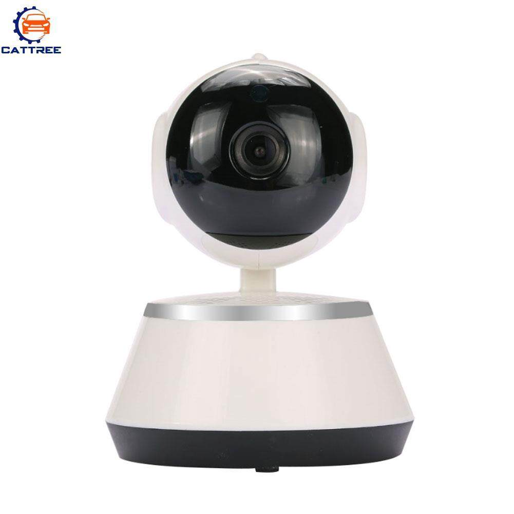 Catree WIFI IP Camera Durable V380 3.6MM Lens 1MP Camcorder Office