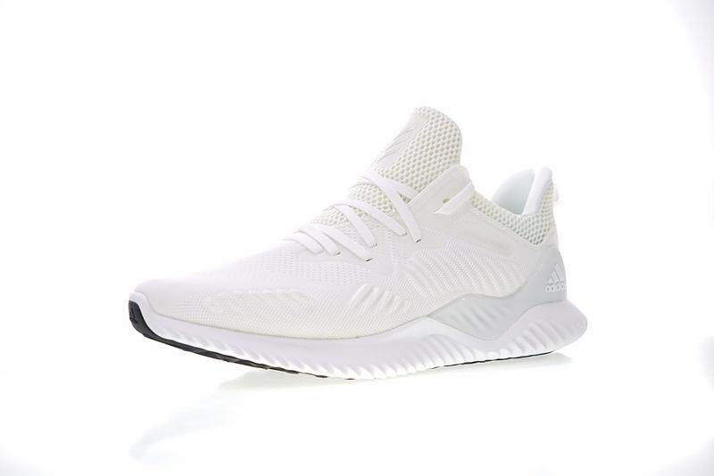 80820e09b3b0f Adidas AlphaBOUNCE M Men s Running Shoe Fashion Casual Sports Sneakers  (White)