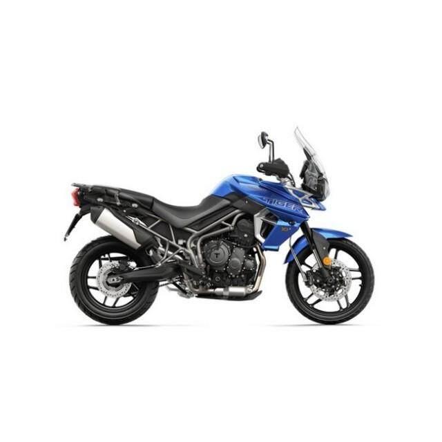 TIGER 800XRx (Blue)