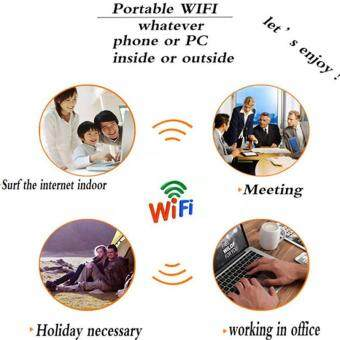 Paling Murah 4G USB WIFI Modem FDD TDD LTE Router Network Hotspot Dongle With SIM Card Stick Date Kajian Semula