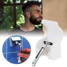 GoSport Men's Razor Shaver Sucked Sticky Cup Holder Hanger Holder Bathroom Tools