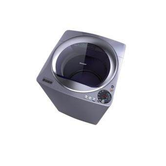 Sharp Washer ESU106H 10.0KG Stainlesss Steel Holeless Tub