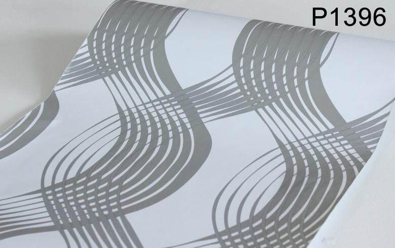 P1396 GRED A PVC Wallpaper Sticker 45cm x 1000cm