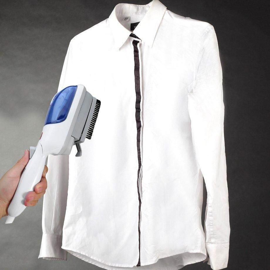 ERA JK-2106 Multifunctional Household Travel Portable Clothes Steamer Handheld US plug Blue