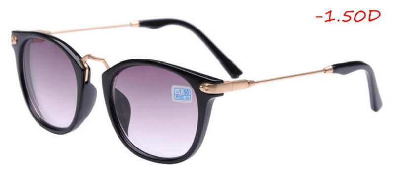 24be146ed7 Lonsy Prescription Lens -1.0 -2.0 -3.0 -4.0 Fashion Myopia Reading Sunglasses  Brand