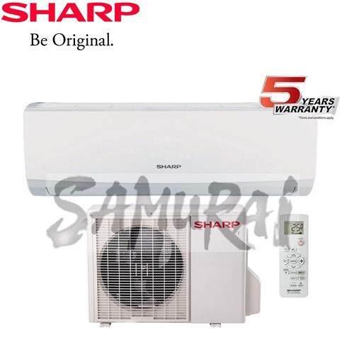SHARP BASIC AIR COND R410 1HP AHA9UCD/AUA9UCD