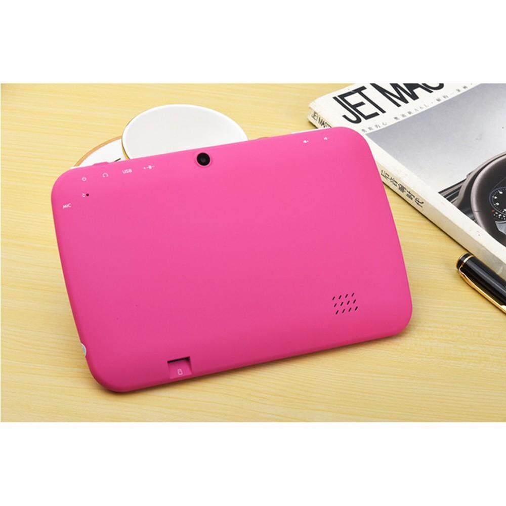 "M755 Children Tablet 7"" Wifi Android 5.1 Quad Core 8GB Kids Study Tablets Support TF Card Pink/Blue/Red/Green"