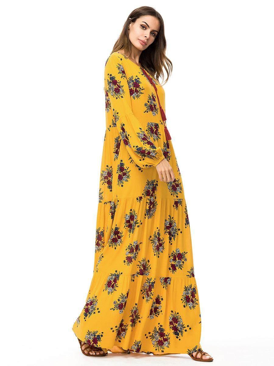 ... Wanita Promo di Indonesia. Source · You May Also Like Cari Baju Original Monzi Jumpsuit Balotelly Hijab Casual Long Skirt Round Collar