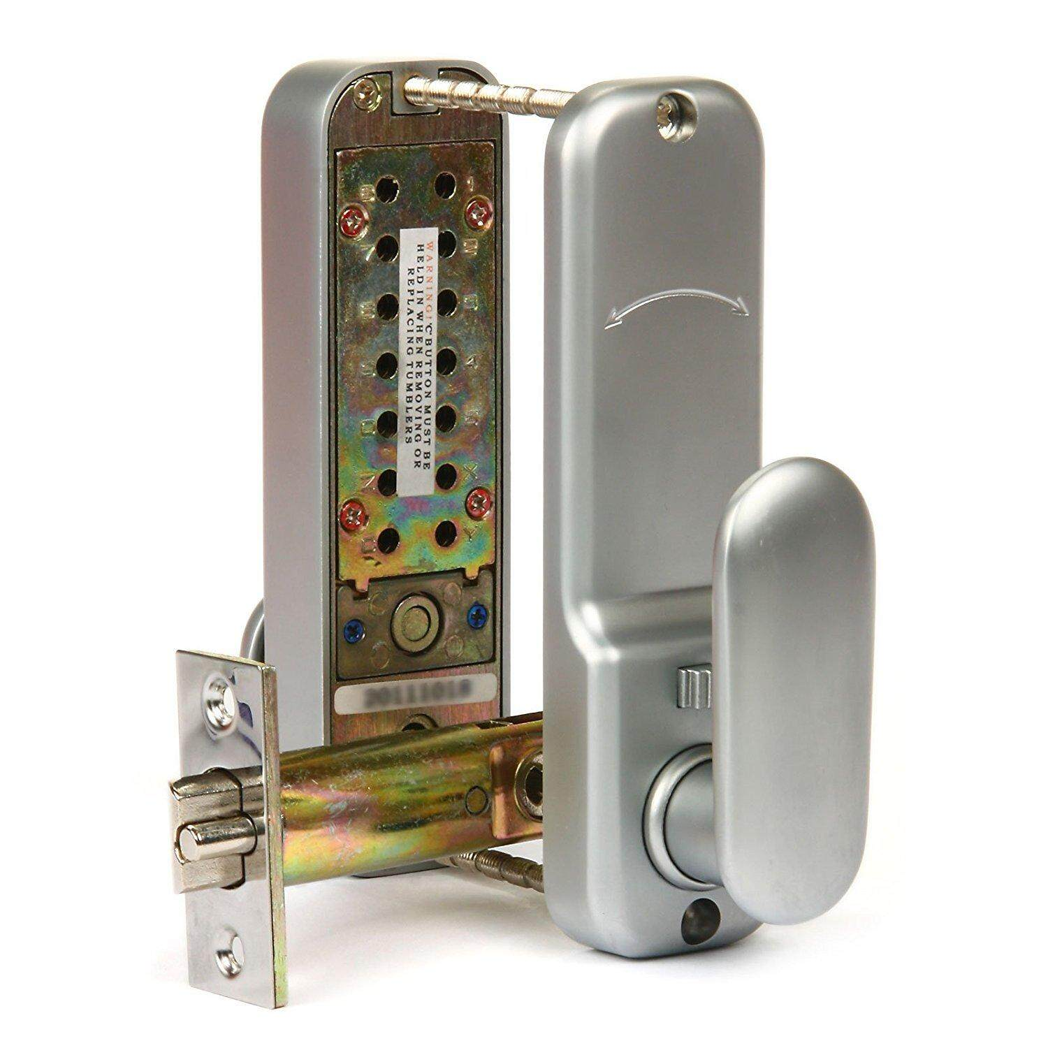 Digital Code Push Button Door Lock Key Pad Code Combination